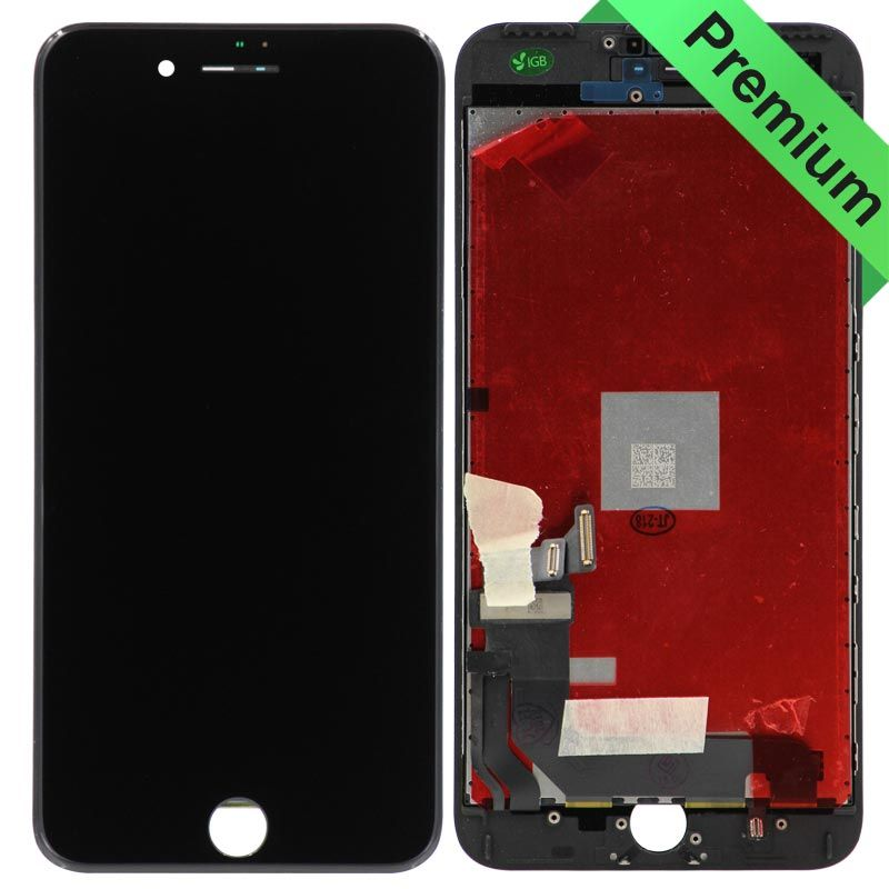 brand new 17972 34bd2 Premium Quality LCD Screen and Digitizer Assembly, Black, for iPhone 7 Plus  (5.5