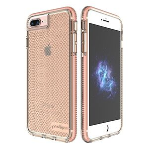 Prodigee Safetee Case For Apple iPhone 7 Plus / 8 Plus - Rose - Retail  Packaged