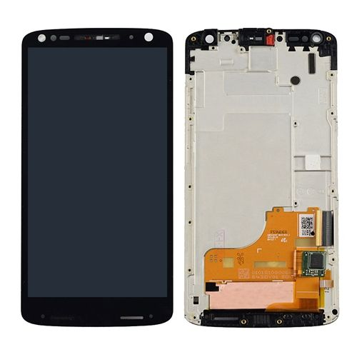 LCD Digitizer Assembly with Front Housing for Motorola Droid Turbo 2