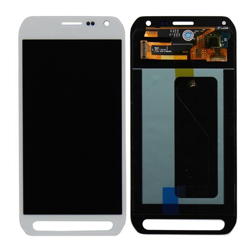 Replacement LCD Display Touch Screen Glass Lens Digitizer Assembly, White,  for Samsung Galaxy S6 Active G890