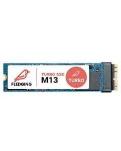 Feather - Turbo M13 512GB SSD Card for MacBook Air / MacBook Pro (Mid 2012 and beyond)