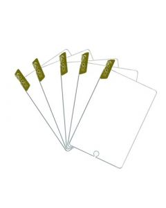 (5 Pack) Nuglas Tempered Glass Screen Protector for iPad Mini 4