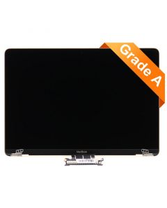 """OEM Pull - Complete Assembly for Macbook 12"""" (Early 2015 - 2017) (A1534) (Space Gray)"""