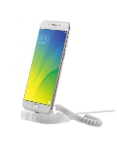Standalone Mobile Phone Security Stand with Type-C Dock Connector (Acrylic)