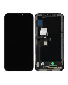 Premium Refurbished -  OLED Screen Assembly for iPhone X (Black)