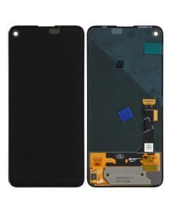 OLED Screen and Digitizer Assembly for Google Pixel 4a 5G (No Frame) (Black)