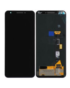 OLED Screen and Digitizer Assembly for Google Pixel 3a (No Frame) (Black)