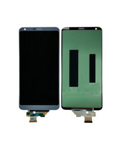 LCD Screen and Digitizer Assembly for LG G6 (No Frame) (Platinum)