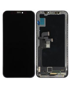 Incell - Aftermarket LCD Screen Assembly for iPhone X (Black)