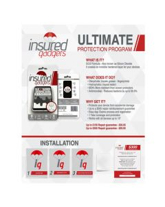 Insured Gadgets - Ultimate Protection Program Counter Display Stand