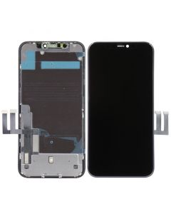 Incell LCD Panel Screen and Digitizer Assembly, Black, for iPhone 11