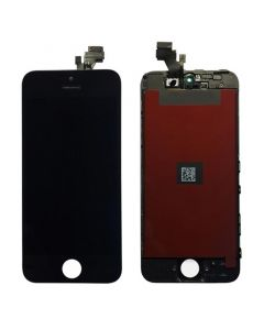 Premium Refurbished - LCD Screen and Digitizer Assembly for iPhone 5 (Black)