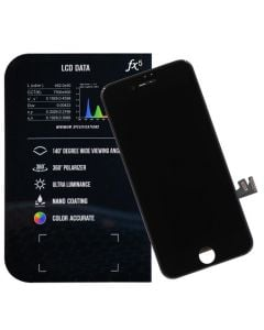 FX5 - Aftermarket LCD Screen and Digitizer Assembly, for iPhone 7 (Black)