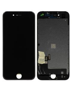 Premium Refurbished - LCD Screen and Digitizer Assembly for iPhone 7 (Black)