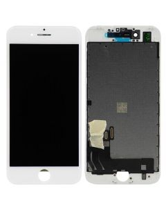 Premium Refurbished - Premium LCD Screen and Digitizer Assembly, for iPhone 7 (White)