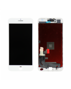 """Aftermarket LCD Screen and Digitizer Assembly, White, for iPhone 7 Plus (5.5"""")"""