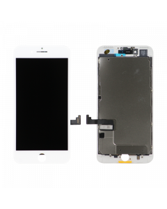 """FX5 LCD Panel Screen and Digitizer Assembly, White, for iPhone 7 Plus (5.5"""")"""