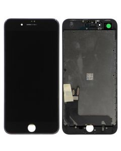 """Premium Quality (Refurbished) LCD Screen and Digitizer Assembly, Black, for iPhone 8 Plus (5.5"""")"""
