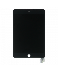 Premium Quality Touch Screen Glass and Digitizer Full Assembly LCD, Black, for iPad Mini 5  (Sleep/Wake Flex Pre-soldered)