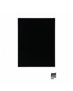 Premium Quality Touch Screen Glass and Digitizer Full Assembly LCD, White, for iPad Mini 5  (Sleep/Wake Flex Pre-soldered)