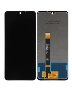 Refurbished - LCD Screen and Digitizer Assembly for LG K50S (No Frame) (Black)