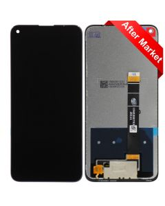 LCD Screen and Digitizer Assembly for LG K61 ThinQ (No Frame) (Black)