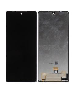 Premium Refurbished - LCD Screen and Digitizer Assembly for LG Stylo 6 (No Frame) (Black)