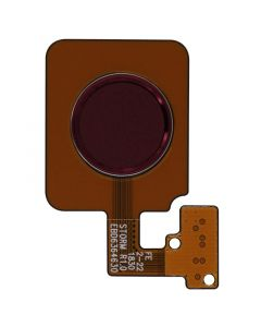 Replacement LG V 40 Touch ID Flex Cable (Red)