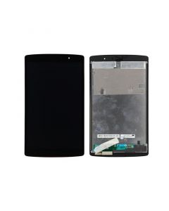 """Refurbished - LCD Screen and Digitizer Assembly for LG G Pad X 8.3"""" (Wide Connection) (VK815) (No Frame) (Black)"""