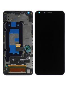LCD Screen and Digitizer Assembly for LG Q6 / G6 Mini (No Frame) (Black)