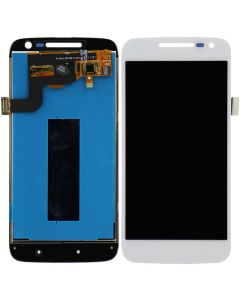 LCD Screen and Digitizer Assembly for Motorola Moto G4 Play (No Frame) (White)