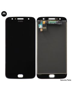 LCD Screen and Digitizer Assembly for Motorola Moto G5S Plus (XT1806) (No Frame) (Gray)
