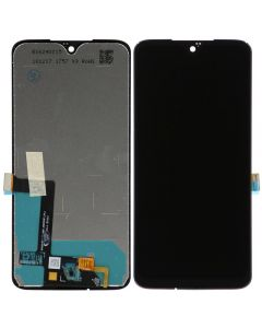 LCD Screen and Digitizer Assembly for Motorola Moto G7 / G7 Plus (No Frame) (Black)