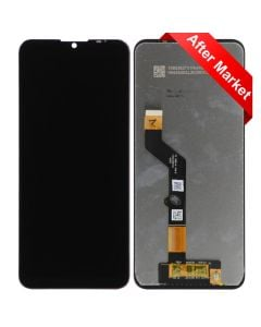 LCD Screen and Digitizer Assembly for Motorola Moto G9 Play (No Frame) (Black)