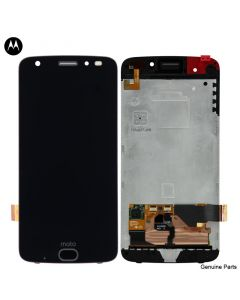 LCD Screen and Digitizer Assembly for Motorola Moto Z2 Force (XT1789) (No Frame) (Black)