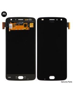 LCD Screen and Digitizer Assembly for Motorola Moto Z2 Play (XT1710) (No Frame) (Black)
