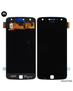LCD Screen and Digitizer Assembly for Motorola Moto Z Play (XT1635) (No Frame) (Black)
