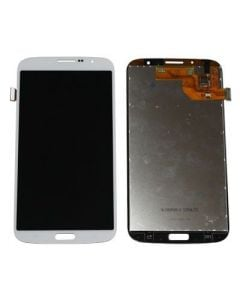LCD Screen and Digitizer Assembly for Samsung Galaxy Mega (I9200 / I9205 / I527 / L600) (No Frame) (White)