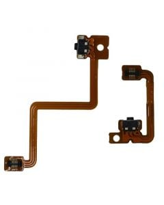 Left / Right Switch Whoulder Button w/ Flex for Nintendo 3DS