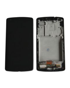 LCD Screen and Digitizer Assembly w/ Frame for LG Nexus 5 (D820) (Black)