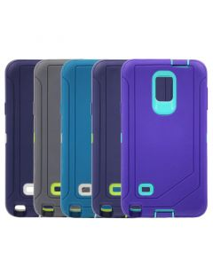 (5 Pack) Defender Case for Samsung Galaxy Note 4 (N910)