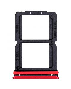 Sim Card Tray for OnePlus 7 (Red)