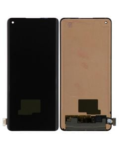 OLED Screen and Digitizer Assembly for OnePlus 8 (No Frame) (Black)