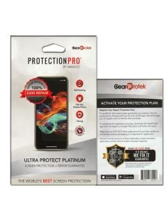 (10 Pack) ProtectionPro - Ultra Protect Platinum - Up to $300.00 Protection (Film not included)