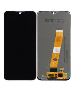 LCD Screen and Digitizer Assembly for Samsung Galaxy A01 (Big Connector) (USB-C) (A015) (No Frame) (Black)