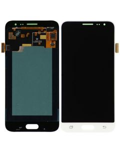LCD Screen and Digitizer Assembly for Samsung Galaxy J3 (J320) (No Frame) (White)
