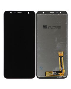 LCD Screen and Digitizer Assembly for Samsung Galaxy J6 Plus (J610) (No Frame) (Black)