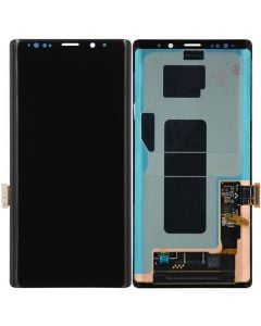 Refurbished - OLED Screen and Digitizer Assembly for Samsung Galaxy Note 9 (N960) (No Frame) (Midnight Black)