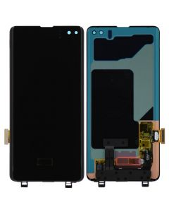 Refurbished - OLED Screen and Digitizer Assembly for Samsung Galaxy S10 Plus (G975) (No Frame)