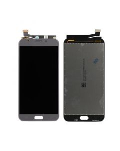LCD Screen and Digitizer Assembly for Samsung Galaxy J7 Perx (J727) (No Frame) (Silver)